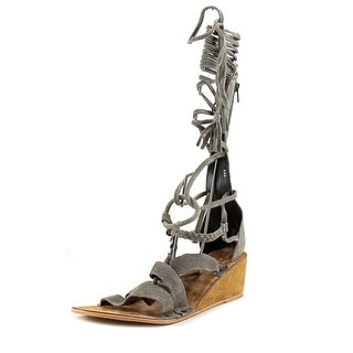 Free People Saltarello Women Open Toe Leather Gladiator Sandal