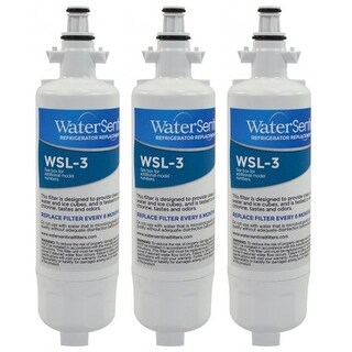 Replacement Filter for LG LT700P / WSL-3 (3-Pack) Replacement Filter