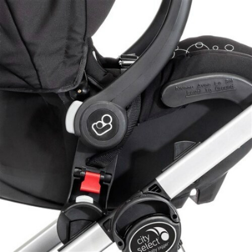 Baby Jogger Car Seat Adapter - Chicco / Peg Perego/Maxi Cosi Car Seat Adapter