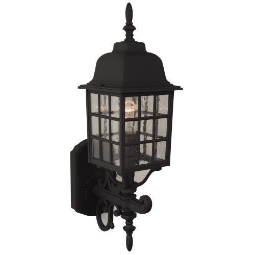 "Grid Cage 20"" 1 Light Outdoor Wall Sconce"
