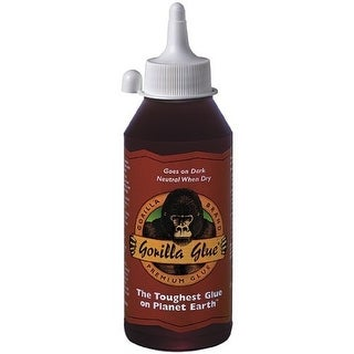 Gorilla Glue 50004 All Purpose Adhesive, 4 Oz.