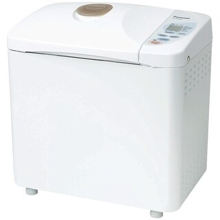 Panasonic SDYD250 Automatic Bread Maker with YeastPro - White