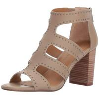 Lucky Brand Womens tahira Open Toe Casual Ankle Strap Sandals