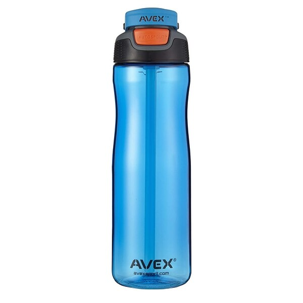 Avex 71503 Wells Auto Spout 32oz Water Bottle, Ocean
