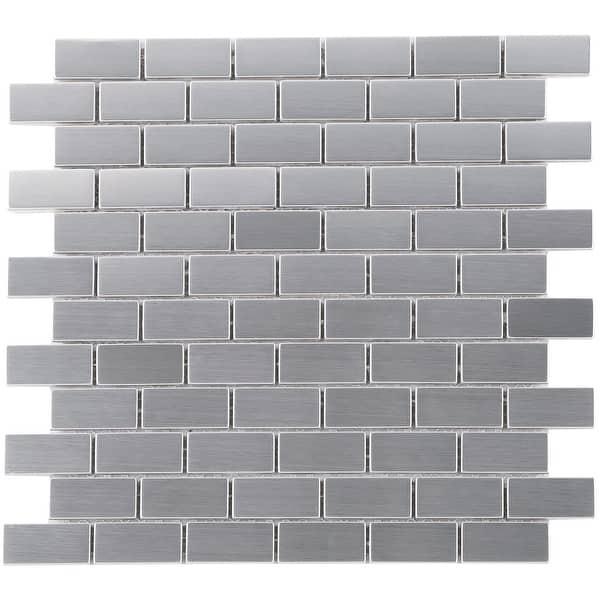 Silver Gray Wall Tile