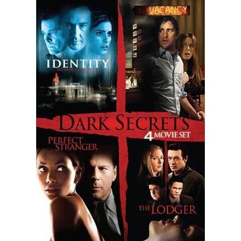 Dark Secrets: 4 Movie Set - DVD