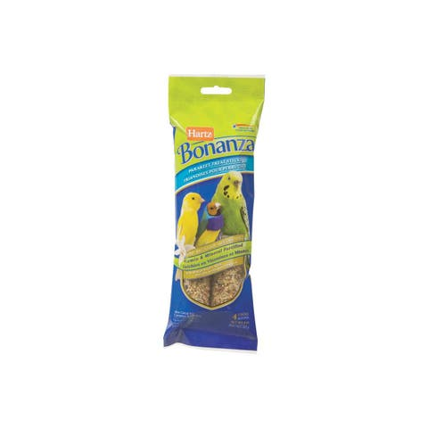 Hartz 8Oz Parakeet Treat