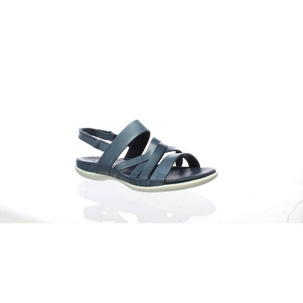 ECCO Flash T Strap Sandal Black Dress Sandals Footwear Reviews