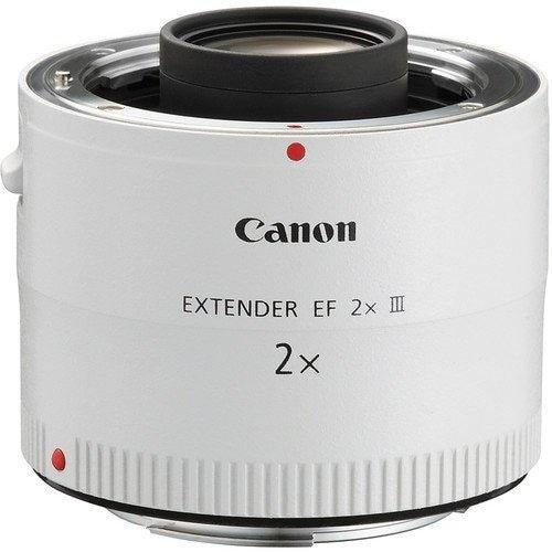 Canon Extender EF 2X III (International Model)