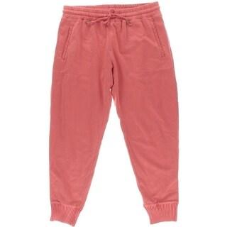 Lucky Brand Womens Cotton Jogger Sweat Pants