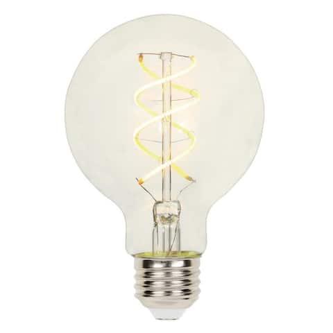 Westinghouse 5121000 Single 5 Watt G25 Medium (E26) LED Bulb - Clear