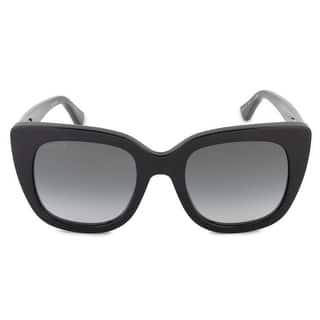 42ecaed87d3 Gucci Gucci Oversized Sunglasses GG0053S 001 54. New Arrival. Quick View