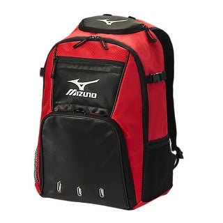 Mizuno Organizer G4 Batpack (Red / Black)