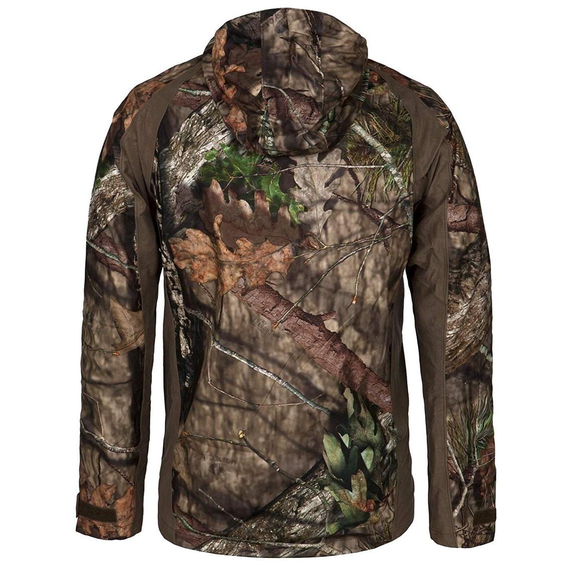Scent Blocker Drencher Jacket Mossy Oak Country W// RainBlocker Technology 2XL