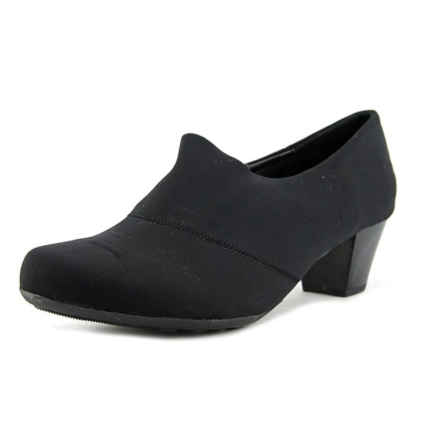 Wanderlust Lenda Women Black Pumps