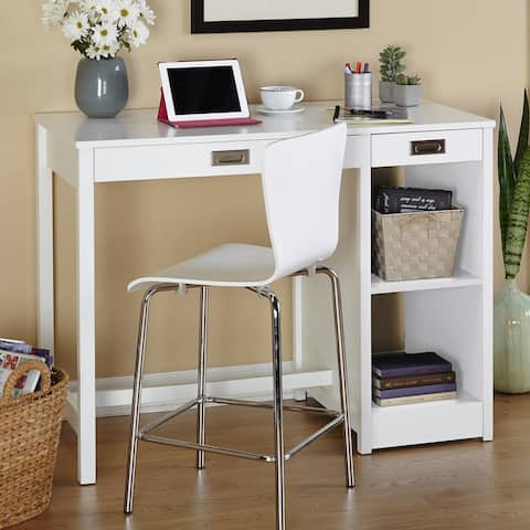 Simple Living Terri Counter Height Desk/Dining Table