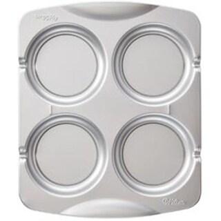 4 Cavity Round - Cookie Pops Pan