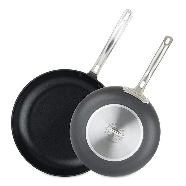 Shop Viking 40051 1182 1012 Hard Anodized Nonstick Fry Pan