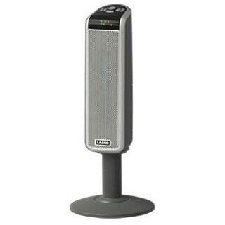 """Lasko Products 5397M Lasko 5397 Ceramic Pedestal Heater with Remote Control"""