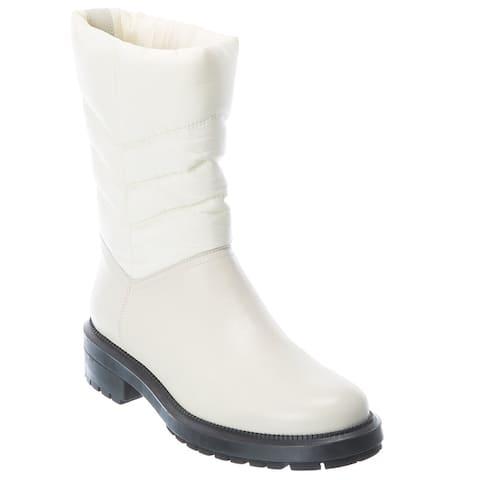 Aquatalia Lori Weatherproof Leather Boot