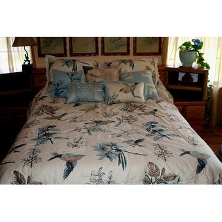 Madison Park Pierce 7-piece Cotton Twill Printed Comforter Set