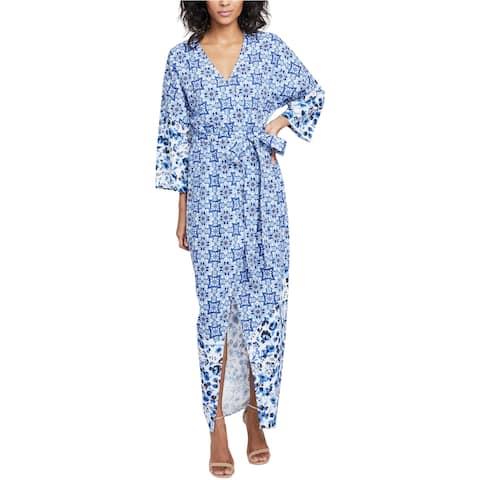 Rachel Roy Womens Kimono Jacket Overcoat Dress