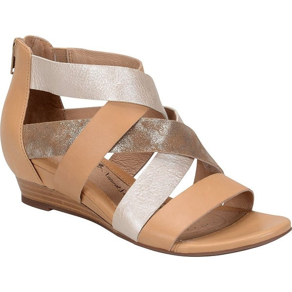 Sofft Womens Rosaria Open Toe Casual Strappy Sandals