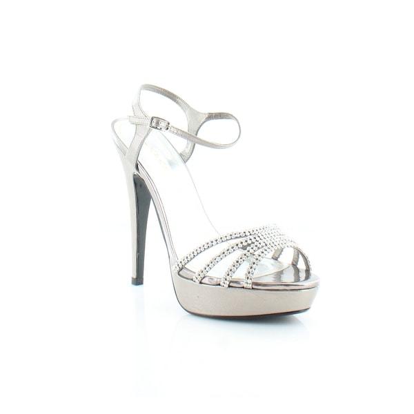 Caparros Belle Women's Heels Mus Metallic - 9