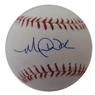 Michael Wacha Autographed MLB Authentic Signed Baseball