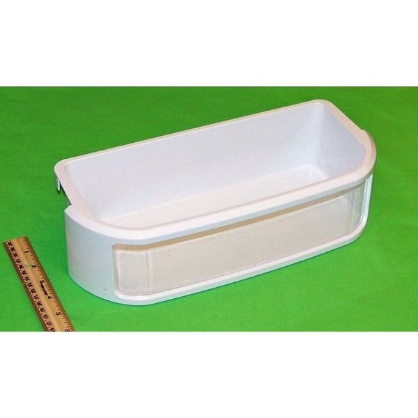 New Oem Kitchenaid Refrigerator Door Bin Basket Shelf Tray Originally Shipped With Kfis25xvwh2 Kfcp22exmp5