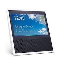 Amazon Echo Show (1st. Generation) Smart Speaker with Alexa - White - 9.5 x 6 x 6