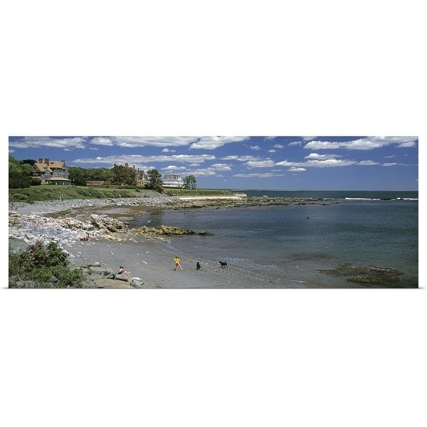 Rhode Island Beaches: Shop Rhode Island, Newport, People On A Beach