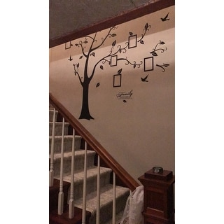 Family Tree Wall Vinyl