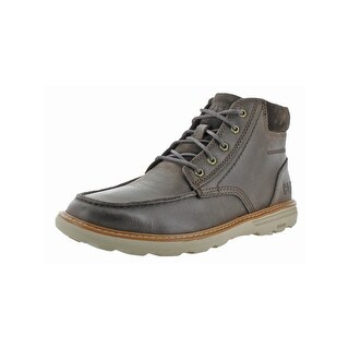 Caterpillar Mens Duke Ankle Boots Ease Footbed Lightweight