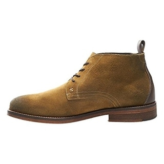 Wolverine Mens Hensel Suede Ankle Chukka Boots - 12 medium (d)