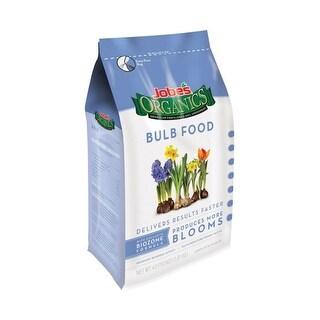Jobes 09626 Organic Bulb Food Granular Fertilizer, 4 Lbs