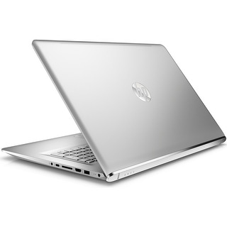 "HP Envy 17, 17.3"" UHD (3480x2160)Touch LED, Core i7-7500U, 512GB SSD, Win 10 Pro - Silver"