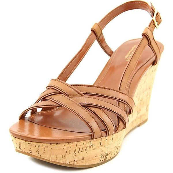 Lauren Ralph Lauren Quaylin Women Polo Tan Sandals