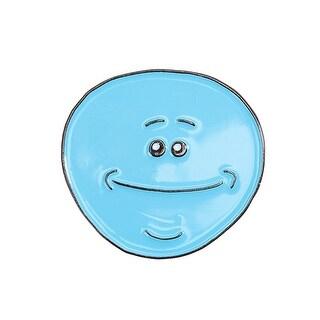 Rick and Morty Enamel Collector Pin: Mr. Meeseek - multi