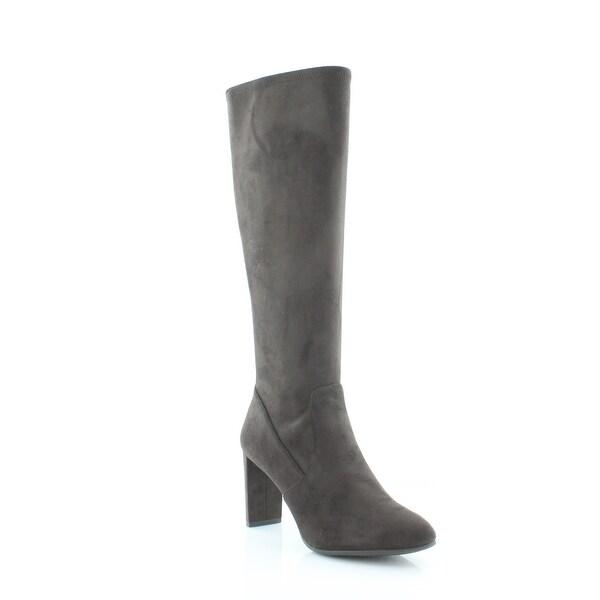 Nine West Kellan Women's Boots Dk Brown - 7.5
