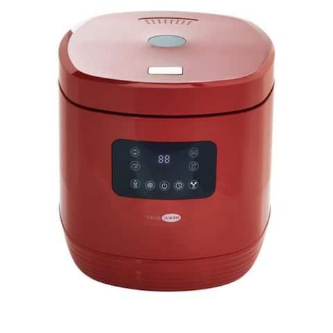 Truewash Ozone UV Food Sterilizer Red