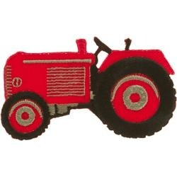 Red Tractor - Simplicity Iron-On Applique