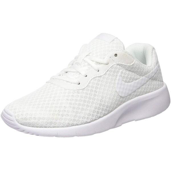 9708ef37cf Shop Nike Tanjun (Gs) Big Kids 818384-111 Size 3.5 - Free Shipping ...