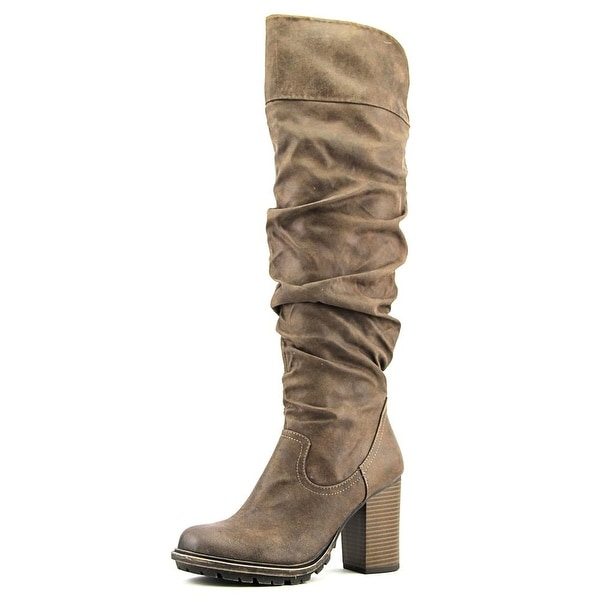 Seven Dials Senorita Women Taupe Boots