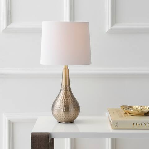 "SAFAVIEH Lighting 19-inch Medford LED Table Lamp - 10""x10""x18.75"""