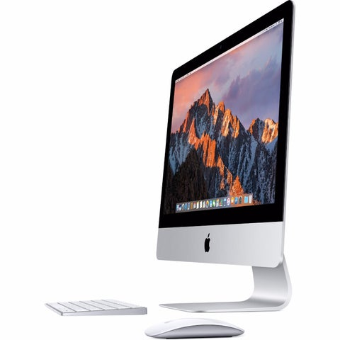 "Apple 21.5"" iMac with Retina 4K Display (Mid 2017) - silver"