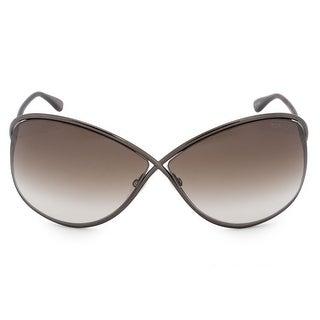 Tom Ford Miranda Butterfly Sunglasses FT0130 36F 68