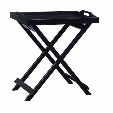 Porch & Den Marais Folding Tray Table