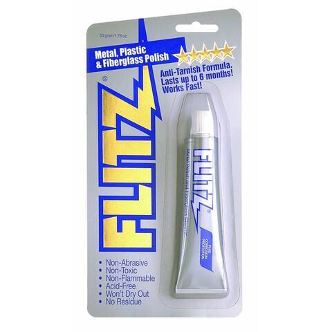 Flitz BP 03511 Metal & Fiberglass Polish, 1.75 Oz