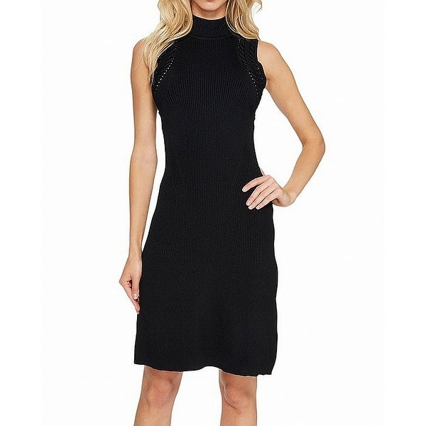 Shop Laundry by Shelli Segal Black Women's Small S Ribbed ...